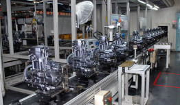 CSC engine manufacturing