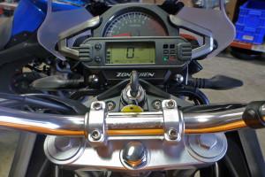 csc cyclone rx-3 zonghshen rx3 dash gauges