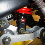 csc cyclone rx3 zonghshen rx3 rear shock