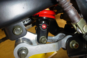 csc cyclone rx-3 zonghshen rx3 rear shock