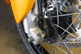 csc cyclone rx-3 zonghshen rx3 front axle