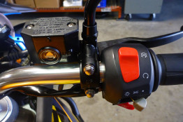 csc cyclone rx-3 zonghshen rx3 controls throttle