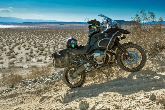 Hill Climb on BMW R1200GS Adventure searching for the best dual sport tires