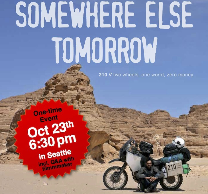 Somewhere Else Tomorrow Film