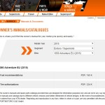 KTM 1050 Adventure Owner's Manual download.