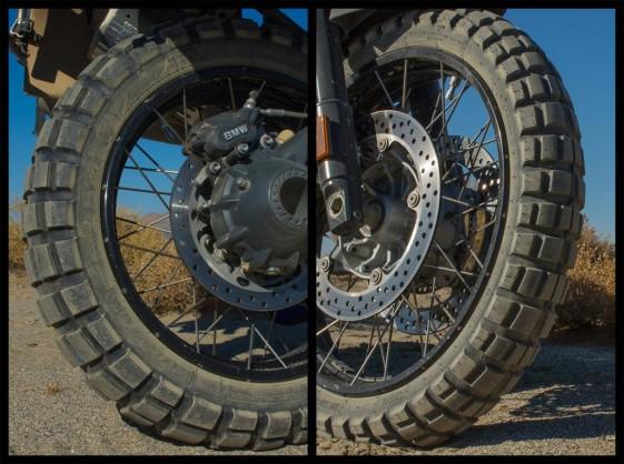 Sava MC60 tires after 1000 miles