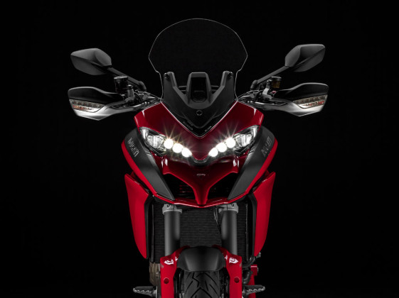 2015 Ducati Multistrada 1200 LED headlight