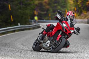 2015 Ducati Multistrada 1200 S Red