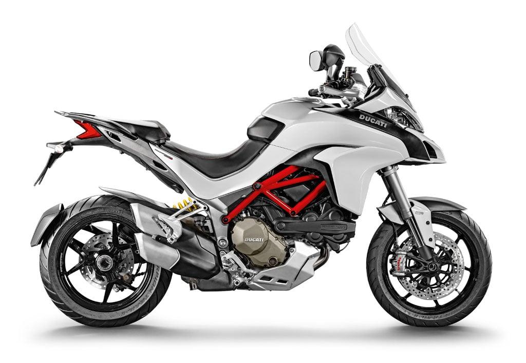 Seat Height  Ducati Multistrada S