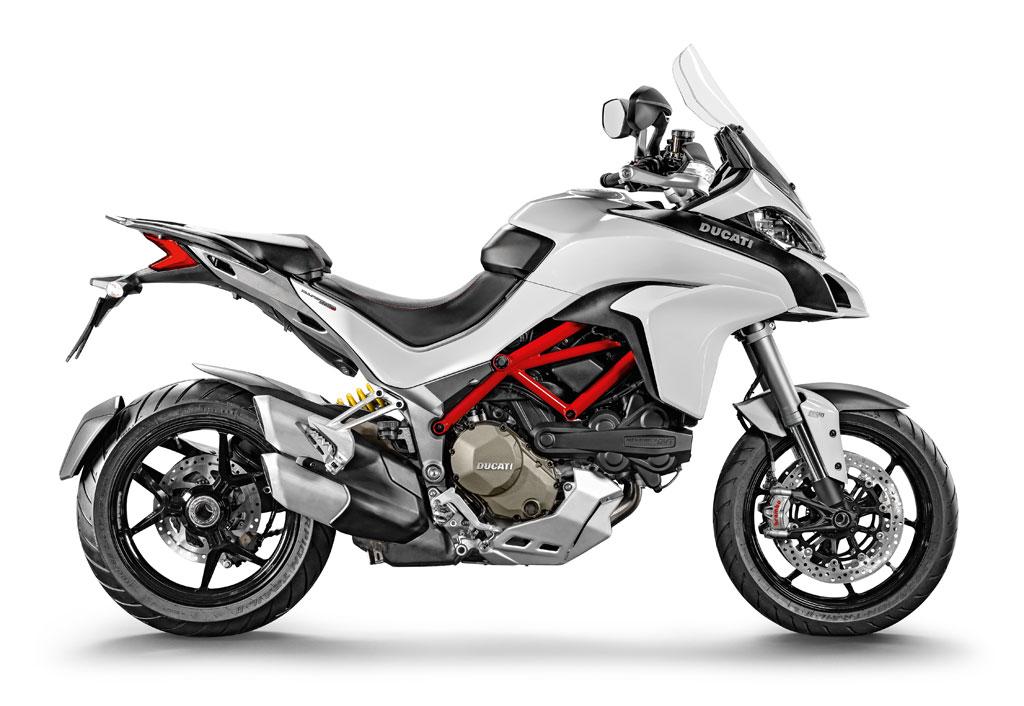 Ducati Multistrada S Touring Seat Height