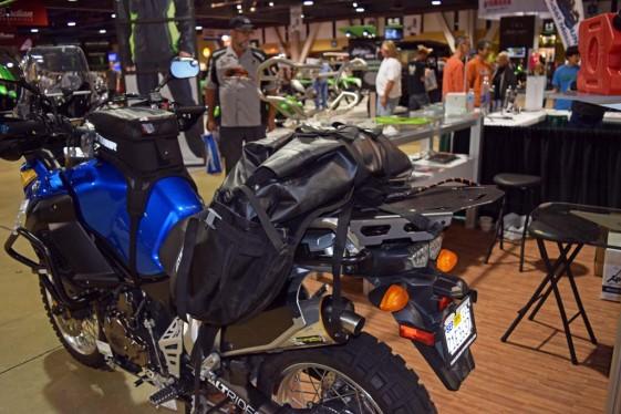 Alt Rider Hemisphere Saddlebag