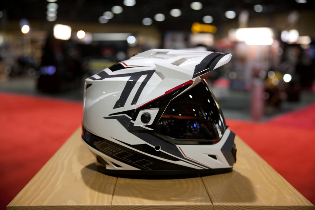 Bell Dual Sport Helmet >> Much to See for ADV Riders at the 2014 Long Beach IMS - ADV Pulse