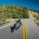 CSC Cyclone RX-3 angeles crest highway
