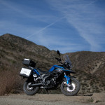 CSC Cyclone RX-3 in the San Gabriel Mountains