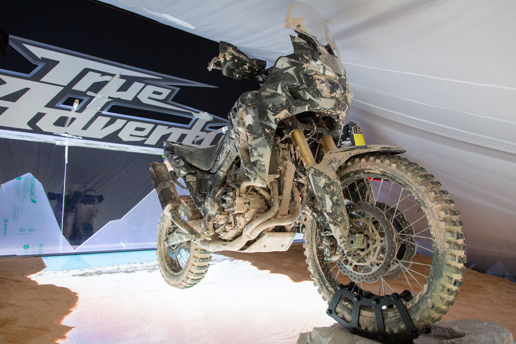 New Africa Twin 2015
