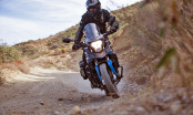 Riding the CSC Cyclone RX-3 in the Dirt