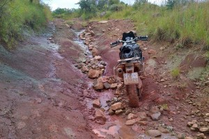 South Africa motorcycle tour North-West Frontier
