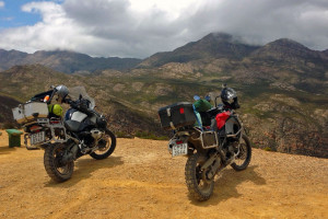 South Africa motorcycle tour Swartberg Pass Karoo Passses