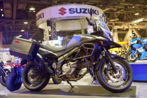 Suzuki DL650 V-Strom 650 XT