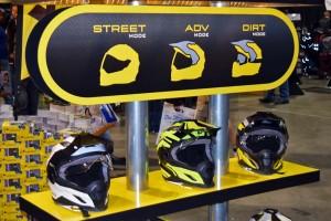 Touratech Aventuro Carbon Helmets