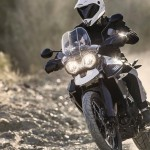 Triumph Tiger 800 XC off road