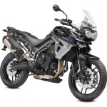 Triumph Tiger 800 XR black