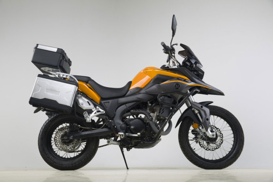 Zongshen RX3 250cc Adventure Bike