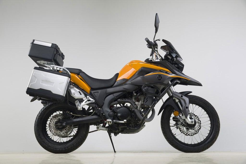 Zongshen-RX3-250cc-Adventure-Bike - ADV Pulse