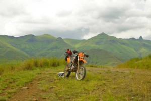 Motorcycle South Africa Nyala Valley KZN midlands