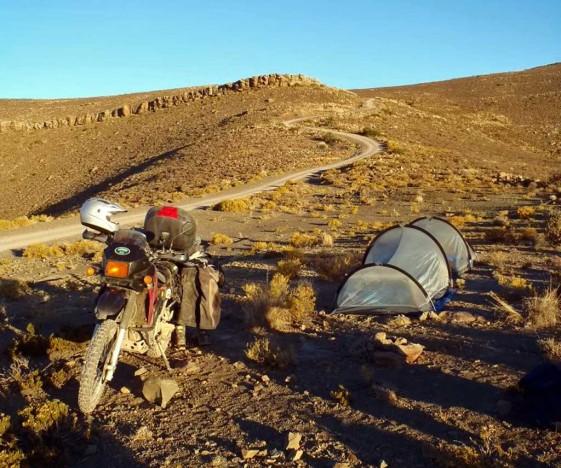Riding South Africa Ouberg Pass Tankwa