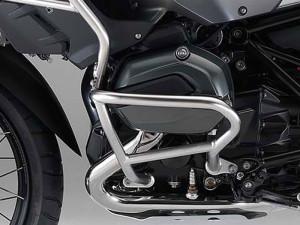 BMW R1200GS-Adventure with out crashbar brace