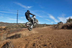 Rawhyde instructor Jason Houle Jumps