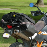 Wolfman luggage boulder beta motorcycle tail bag