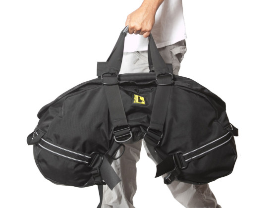 Wolfman luggage boulder beta carrying handle