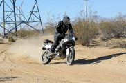 Riding the LA Barstow to Vegas on a KTM 990 Adventure R