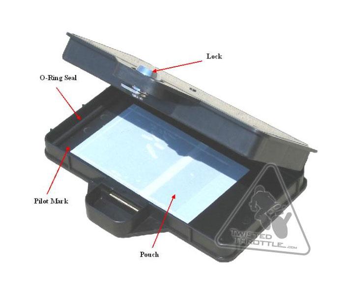 Secret Stash Box Diagram