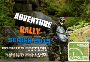 GEICO Adventure Rally Series 2015