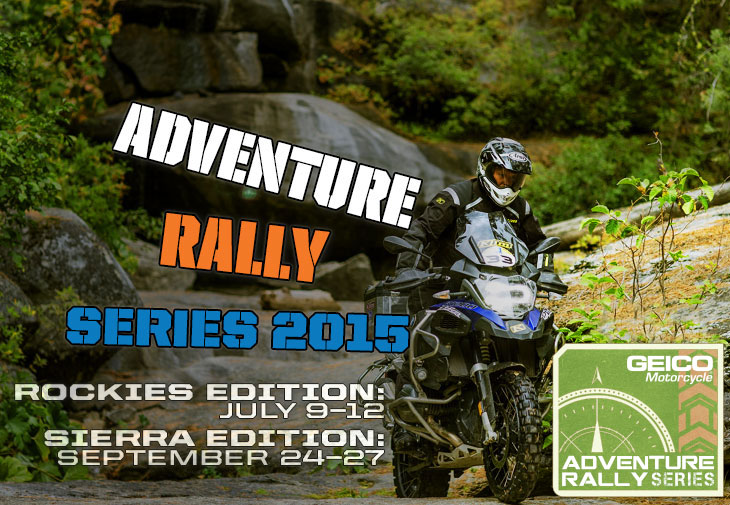 GEICO Adventure Rally Series 2015