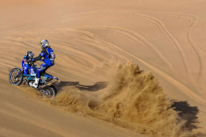 Lyndon Poskitt Racing the Dakar Rally