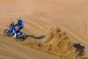 Lyndon Poskitt Racing the Dakar Rally