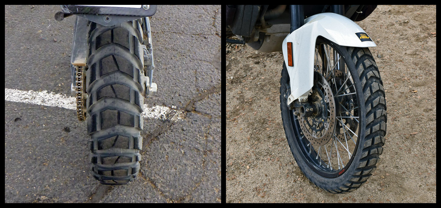 2nd new tire of the season before july and in mn dualsport. Black Bedroom Furniture Sets. Home Design Ideas