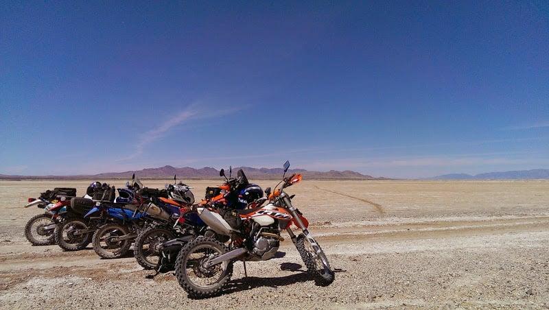 Dual Sport Desert Daze, 2015