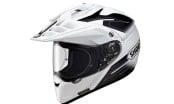 New Shoei Hornet X2 Dual Sport helmet