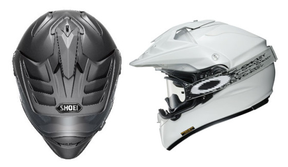 Shoei Hornet X2 off-road features