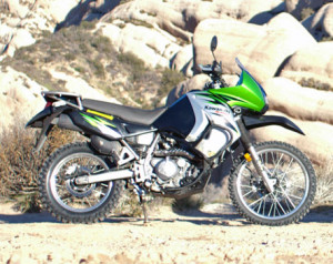 2008 KLR 650 suspension upgrade