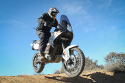 Testing the Metzeler Karoo 3 tires