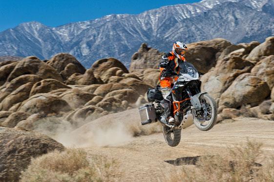 KTM Adventure Rider Rally 2017