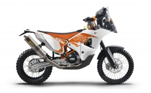 2015 KTM 450 Rally Factory Replica