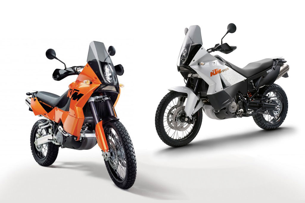 Best Used Adventure Bikes Guide KTM 950 990