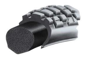 Michelin Bib Mousse tubeless tires